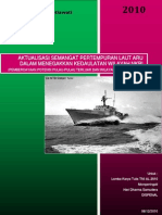 Aktualisasi Semangat Pertempuran Laut Aru