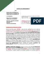 Modelo Contrato de arrendamieto XXXXXX (1)