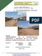 ESTUDIO DE SUELOS -SANTA BARBARA
