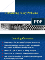 3_StructuringPolicyProblems