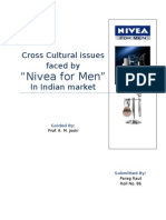 IMM Assignment Nivea