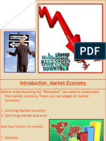 Recession and our Role