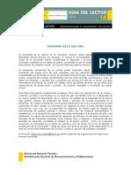Libros Eco Cultura en Web Sec. Cultura
