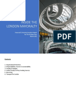 Inside the London Mayoralty, Financial & Structural Analysis for the Reclaim Party