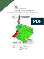 Determinacion de La Erosion Hidrica Potencial de Los Suelos