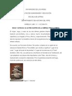 Imperio Inka y Azteca Comparacion