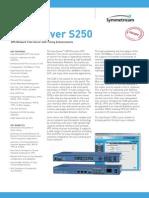 SyncServer S250