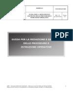 Mod 013 Guida Redazione Procedure Istruzioni Operative 784 3151 (1)