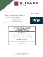 CCTP CONDORCET - POSTE HTA-BTA _1_