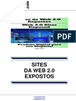 Sites da Web 2.0 Expostos (Web 2.0 Sites Exposed)