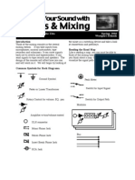 Shaping Your Sound with Mixers & Mixing