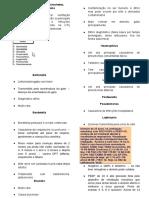 4° TBL- Bacilus gram negativos não entéricos_ haemophilus, legionella, spirochetes, leptospira e  treponema .docx