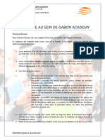 regles GabonAcademy