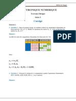Correction TD3-EXERCICE1