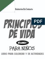 Principios de Vida Volumen 01