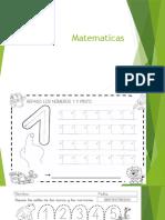 Matematicas Y NATURALEA