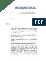 Una Aplicación del Método de Monte Carlo en el Análisis de Riesgo de los Proyectos