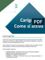 Guida+Carige+Pass+completa