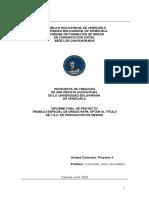 Propuesta De Creación De Una Revista Audiovisual En La Universidad Bolivariana De Venezuela368