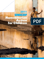 Humanitarian Action for Children 2011