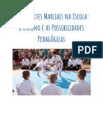 Lutas e Artes Marciais Na Escola (1)