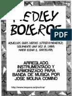 MEDLEY BOLEROS