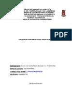 1era Sesión Fundamentos de Orden Interno