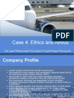 Case Study - Global Marketing - Ethics and Airbus