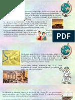 Acontecimientos y Hechos de La Civilización Griega - Romana y La Civilización Medieval