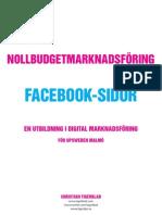 Facebook-sidor