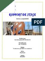 131390037 RAPPORT de STAGE Service Comptabilite 2