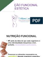 nutrição funcional estética