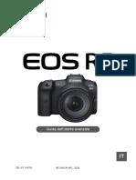 EOS R5 Advanced User Guide IT