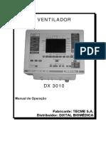 Manual Operacional DX3010