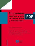 En carrera- Lectura y Escritura Academica