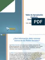 Memorias del Taller de Apropiación de TIC, Capítulo Comunicaciones.