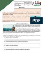 Guía 1 Emprendimiento 11°