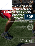 67. ARTÍCULO Cambios en La Agilidad en Los Estudiantes de CFDR - Rev. Mov. Cient. Octubre 2019