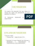 Gestão de Projetos - Plano de Negócios