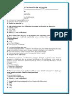 EVALUACIÓN DE SOCIALES 1