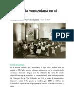 catedra bolivariana educacion