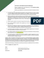 Autorizacion_tratamiento datos personales