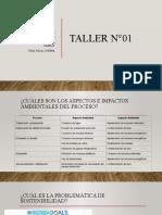 Taller N°01
