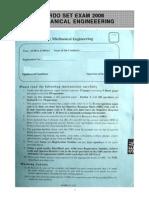 DRDOSET2008MECHANICALENGG