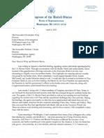 McCarthy Letter to CIA, FBI