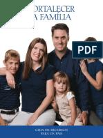 Fortalecer a família-guia para os pais
