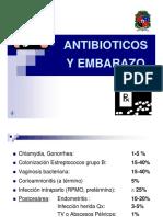 CLASE N° 08 - PRACTICA - ANTIBIÓTICOS - EMBARAZO