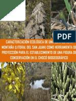 Caracterización Paramo el DUENDE y propuesta de área protegida