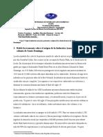 Segunda Practica de Historia Dominicana Actualizada