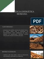 Eficiência Energética - Biomassa